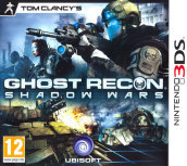 Ghost Recon Shadow Wars 3D