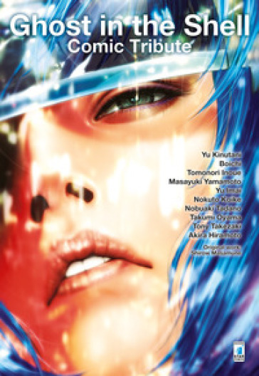 Ghost in the shell. Comic tribute - E. Cellie pdf epub