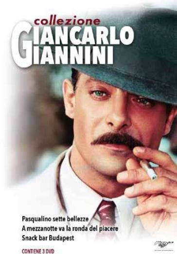 Giancarlo Giannini Collection (3 Dvd)