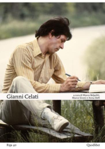 Gianni Celati. Riga 40 - M. Belpoliti   Thecosgala.com