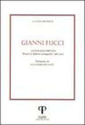 Gianni Fucci. Poesie in dialetto romagnolo. Con CD Audio - Gianni Fucci |