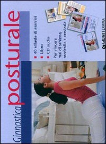 Ginnastica posturale. Con CD Audio - A. Murelli  