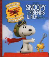 Gioca con Snoopy e costruisci il suo aeroplano. Snoopy & Friends