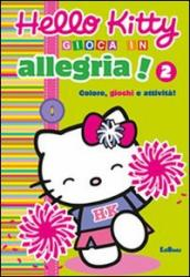 Gioca in allegria. Hello Kitty. 2.