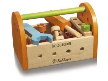 giochi in legno - cassetta attrezzi - - idee regalo - mondadori store