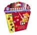 Giotto be-bè super pernnarelli cambiacolor  Ed.Spe FISHER-PRICE