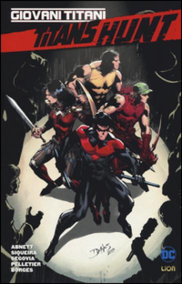 Giovani titali. Titans hunt. 2. - Dan Abnett | Rochesterscifianimecon.com