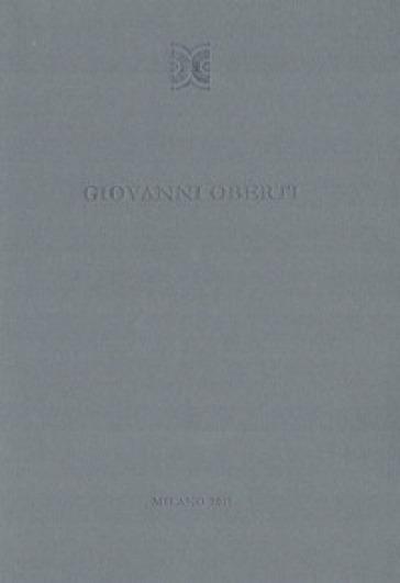 Giovanni Oberti. La pelle degli oggetti. Catalogo della mostra (Milano, 28 ottobre-10 dicembre 2019). Ediz. illustrata