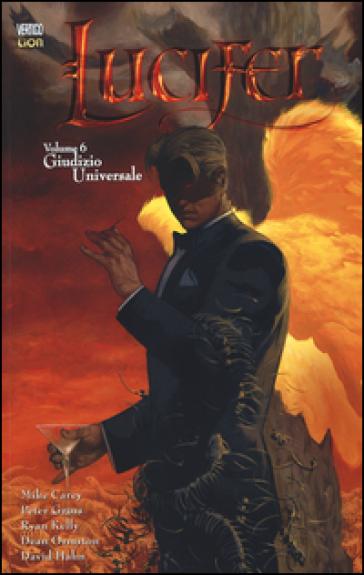 Giudizio universale. Lucifer. 6. - L. Rizzi | Rochesterscifianimecon.com