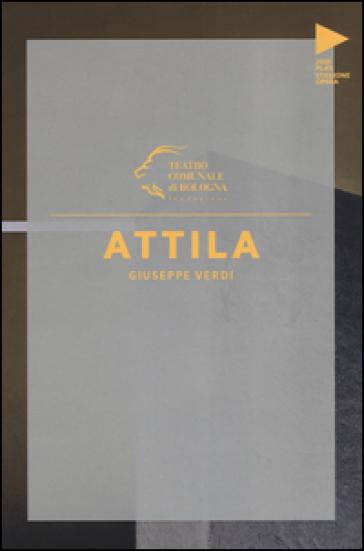 Giuseppe Verdi. Attila -  pdf epub