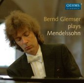 Glemser plays mendelssohn