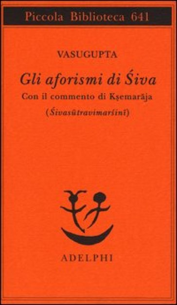 Gli aforismi di Siva - Vasugupta | Rochesterscifianimecon.com