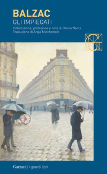 Gli impiegati - Honoré de Balzac |
