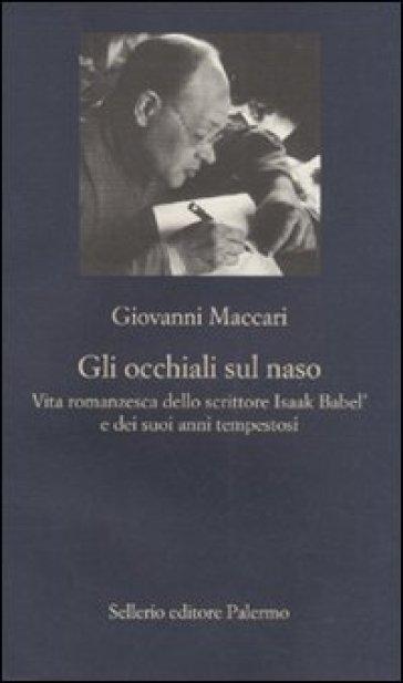 Gli occhiali sul naso - Giovanni Maccari |