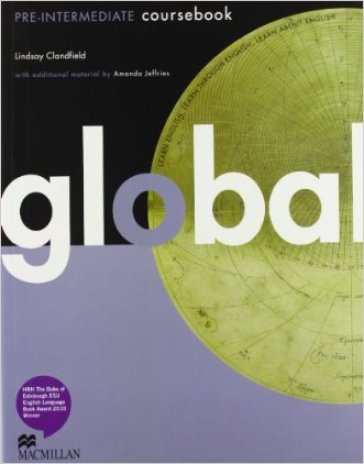 Global. Pre-intermediate. Student's book-Workbook. Per le Scuole superiori. Con DVD: E-workbook. Con espansione online