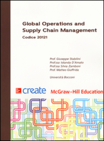 Global operations and supply chain management