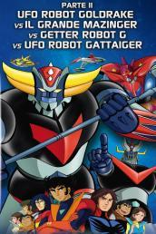 Go Nagai - Super Robot Movie Collection - Volume 02 (Blu-Ray)