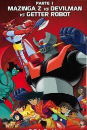 Go Nagai - Super Robot Movie Collection - Volume 01 (DVD)