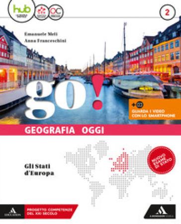 Go! Per la Scuola media. Con e-book. Con espansione online. Con Libro: Atlante. 2. - Emanuele Meli   Thecosgala.com