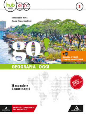 Go! Per la Scuola media. Con e-book. Con espansione online. Con Libro: fascicolo esame. 3. - Emanuele Meli | Thecosgala.com