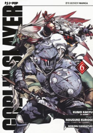Goblin Slayer. 6. - Kumo Kagyu  