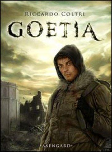 Goetia - Riccardo Coltri | Rochesterscifianimecon.com