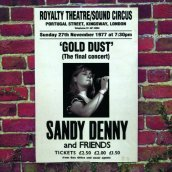 Gold dust/live at the roy.