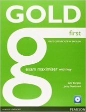 Gold first. Maximiser. With key. Con CD Audio. Per le Scuole superiori