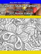 Golden State Warriors Coloring Book