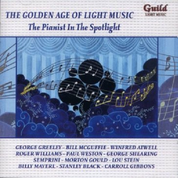 Golden age of light music