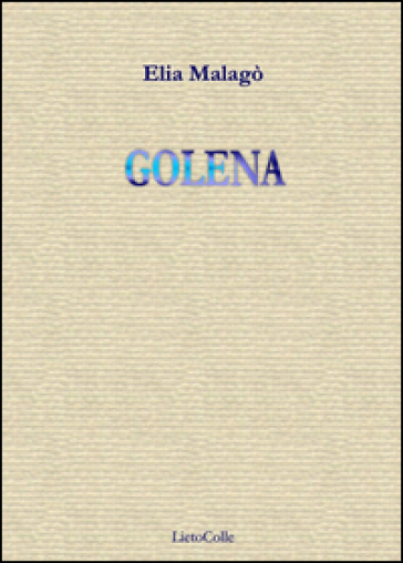 Golena - Elia Malagò |