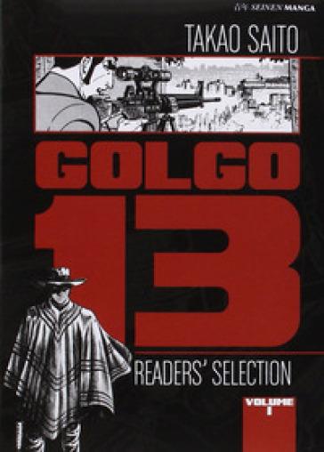Golgo 13. Reader's selection. 1. - Takao Saito   Jonathanterrington.com