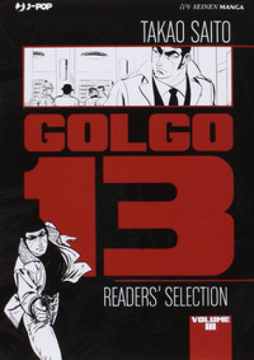 Golgo 13. Reader's selection. 2. - Takao Saito | Jonathanterrington.com