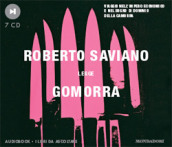 Gomorra. Audiolibro. 7 CD Audio