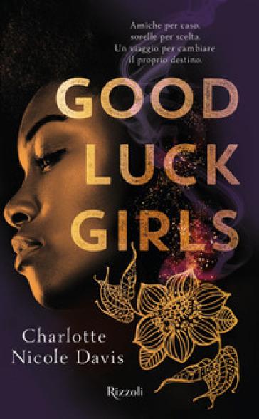 Good Luck girls - Charlotte Nicole Davis   Rochesterscifianimecon.com