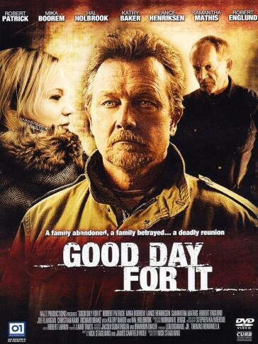 Good day for it (DVD)