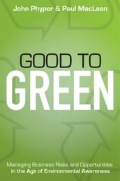 Good to Green