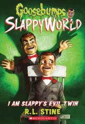Goosebumps SlappyWorld #3: I Am Slappy s Evil Twin