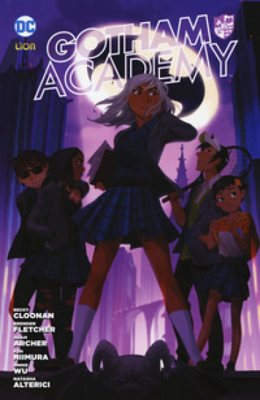 Gotham Academy. 5. - L. Carbonelli |
