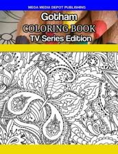 Gotham Coloring Book