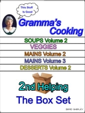 Gramma s Cooking Box Set (2nd Helping)