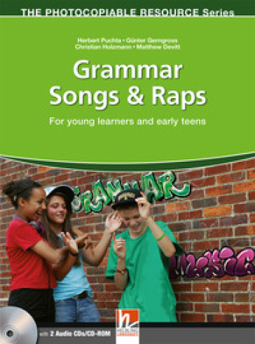 Grammar songs & raps. Con CD Audio