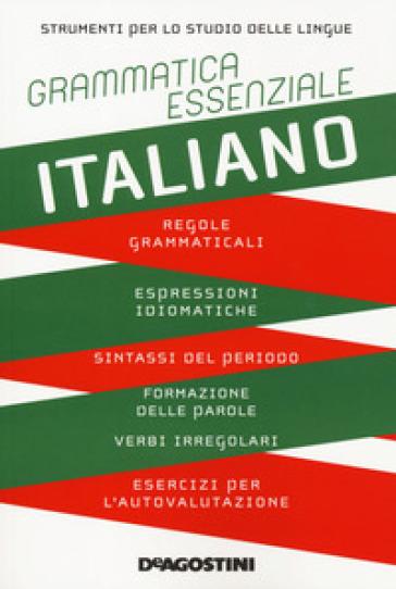 Grammatica essenziale. Italiano -  pdf epub