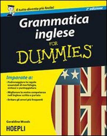 Grammatica inglese For Dummies - Geraldine Woods | Rochesterscifianimecon.com