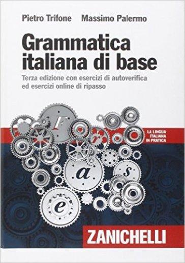 grammatica italiana di base con esercizi di autoverifica