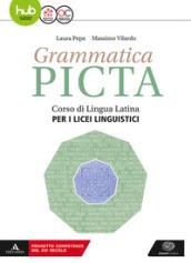 Image of Grammatica picta. Vol. unico. Con Omnibus. Percorsi personalizzati di latino. Per il biennio del Liceo linguistico. Con ebook. Con espansione online