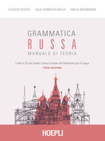 Grammatica russa. Manuale di teoria