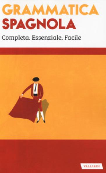 Grammatica spagnola - Elena Accorsi | Jonathanterrington.com