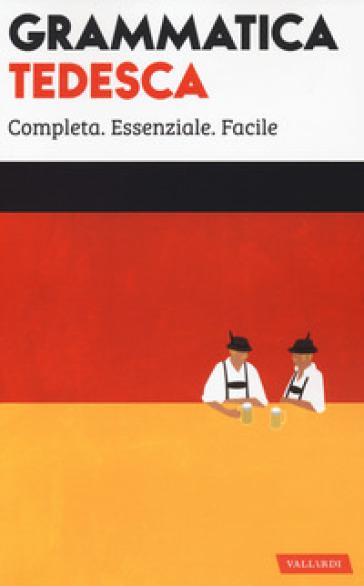 Grammatica tedesca - Erica Pichler pdf epub