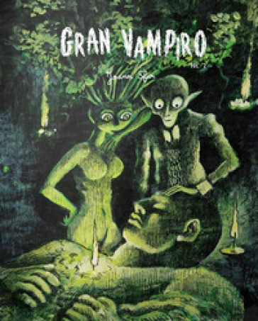 Gran vampiro. 2.